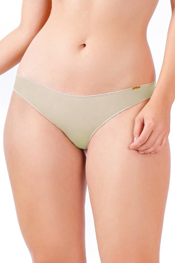 Calcinha Biquini Confort Nude