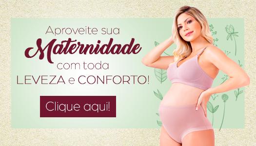 A MAIOR LINHA MATERNIDADE DO BRASIL!
